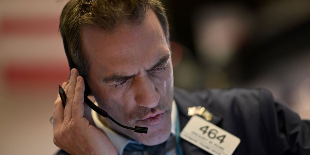 Why the stock market lost another 3% today
