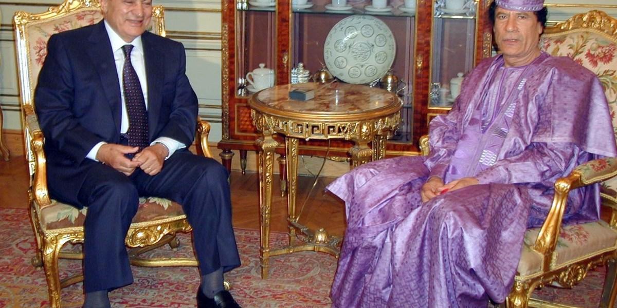 Egypt's Hosni Mubarak, 'pharaoh' president ousted during Arab Spring, dies at 91