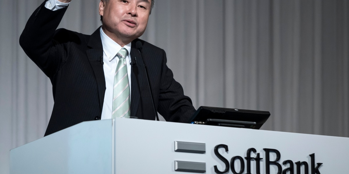 SoftBank founder opens door to working with tough activist investor after profits fall 99% short of estimates