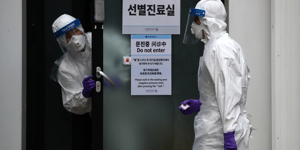 Italy, Iran, South Korea: Coronavirus pandemic fears grow as cases spike outside China - Fortune