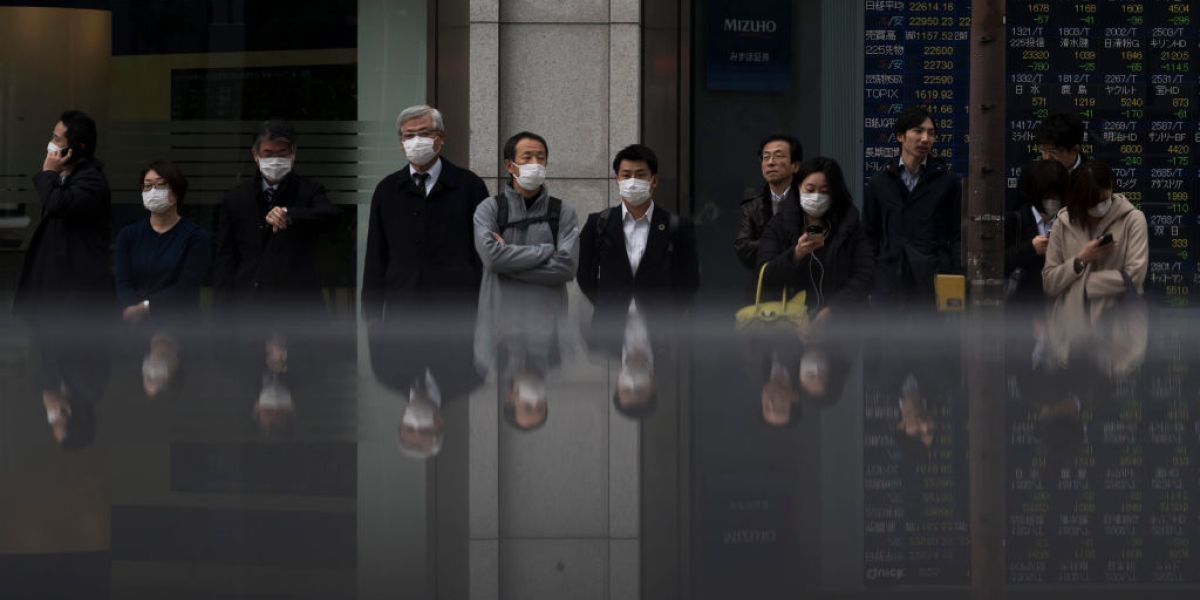 Japan taps an unexpected drugmaker for its coronavirus treatment