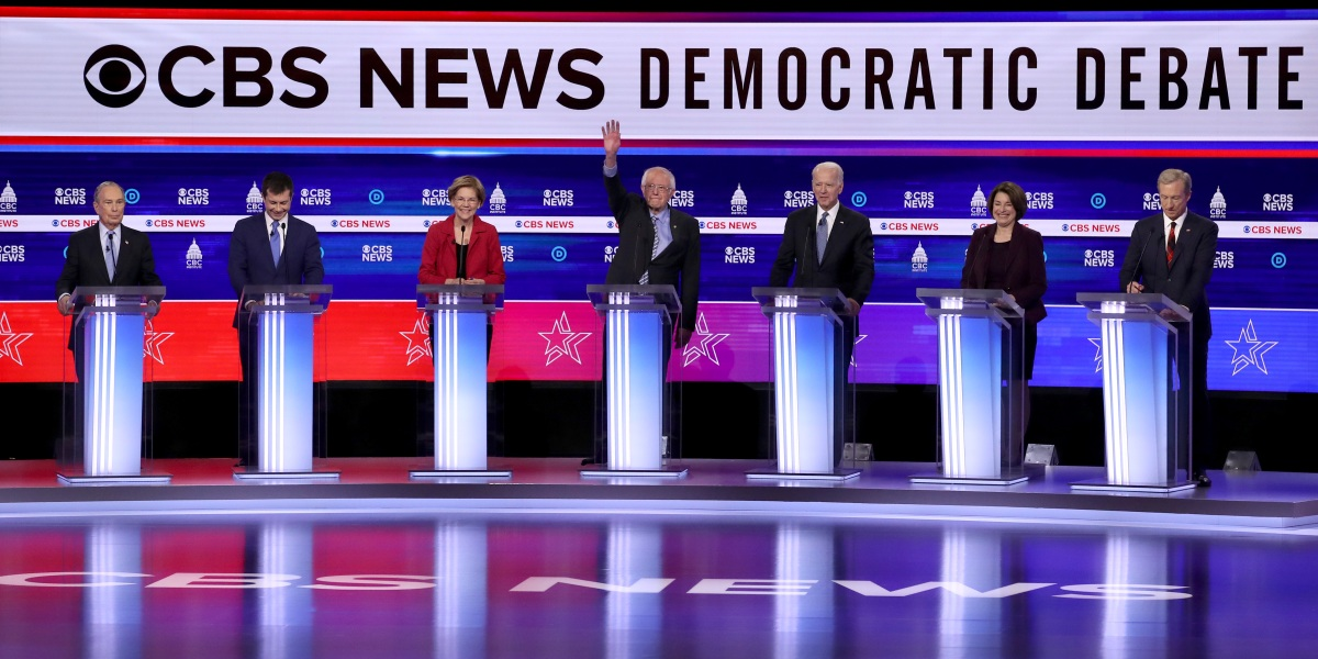 Fact checking claims from the Democratic debate in Charleston