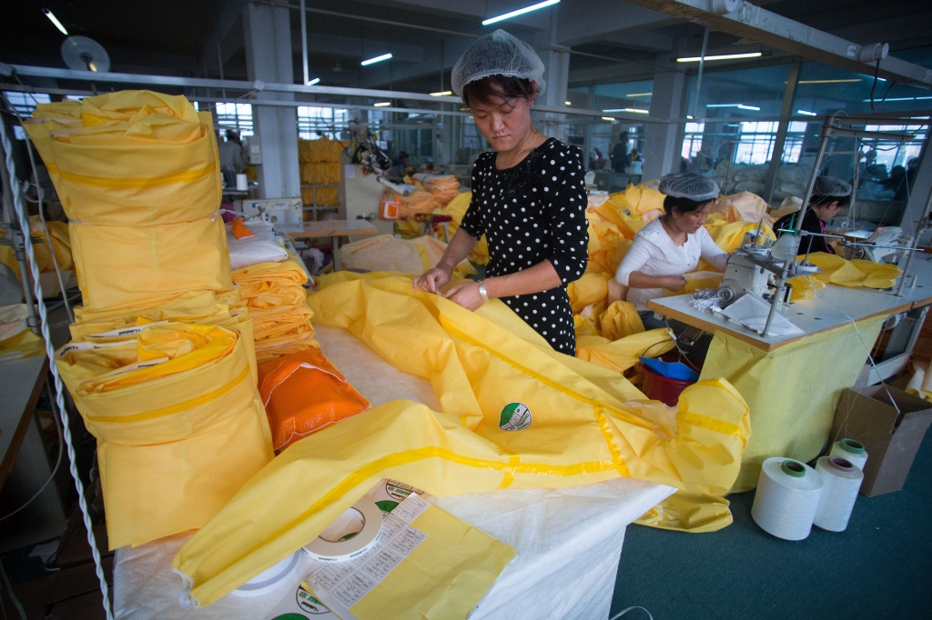Lakeland Industries-Protective Suit-Ebola