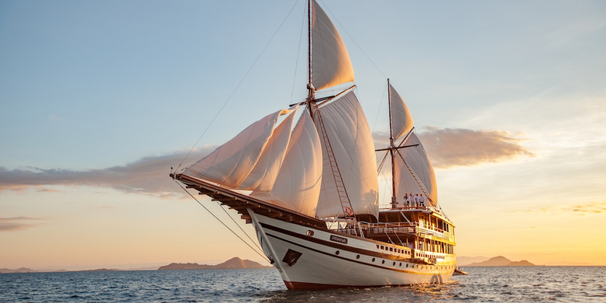 This Raja Ampat yachting adventure might be the world's most exclusive escape
