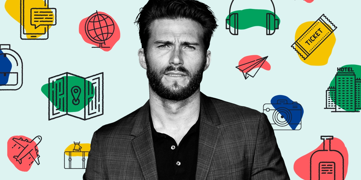 Scott Eastwood: 5 things I never travel without