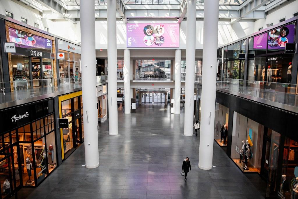 Coronavirus-Retail Closings-Brookside Place