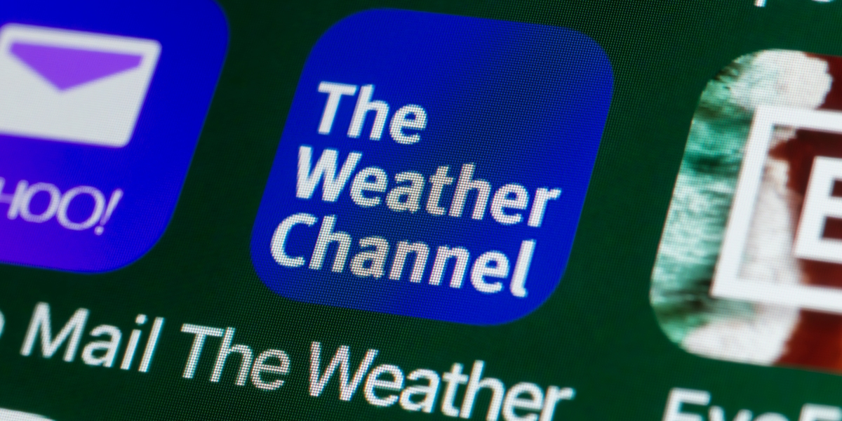 GettyImages 1045282804 - IBM and The Weather Channel debut coronavirus map