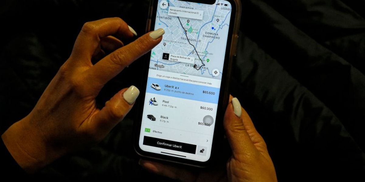 GettyImages 1189669191 - Uber suspends shared rides as coronavirus continues to spread