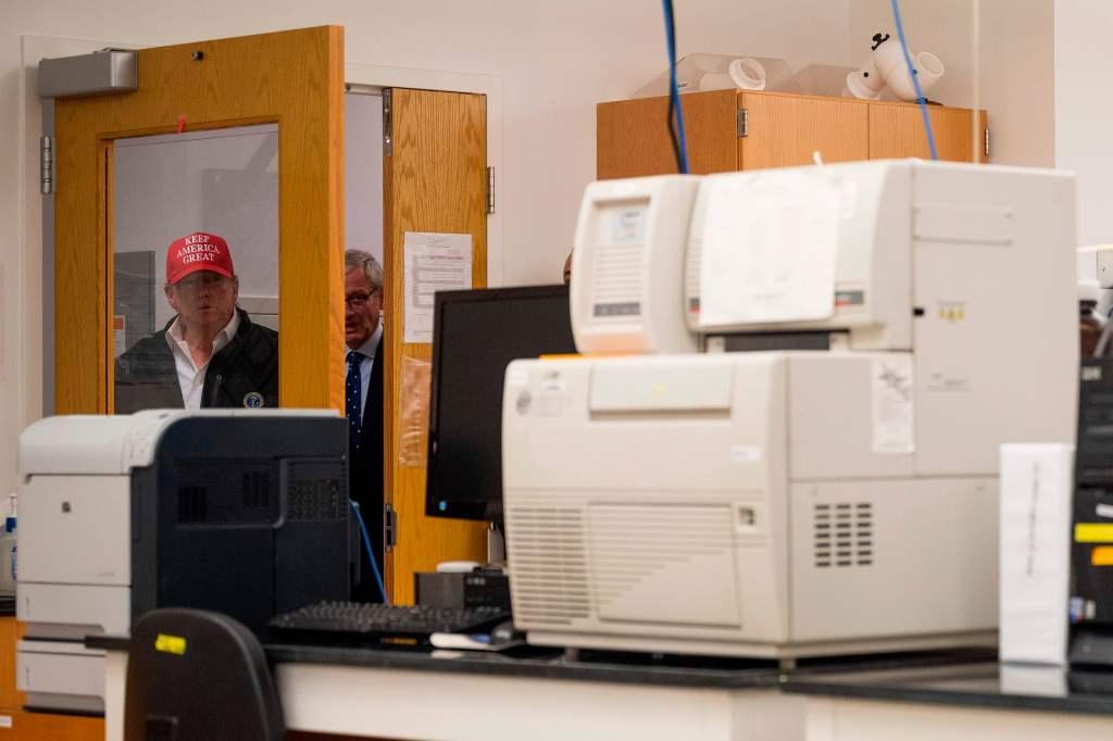 Trump coronavirus outbreak response