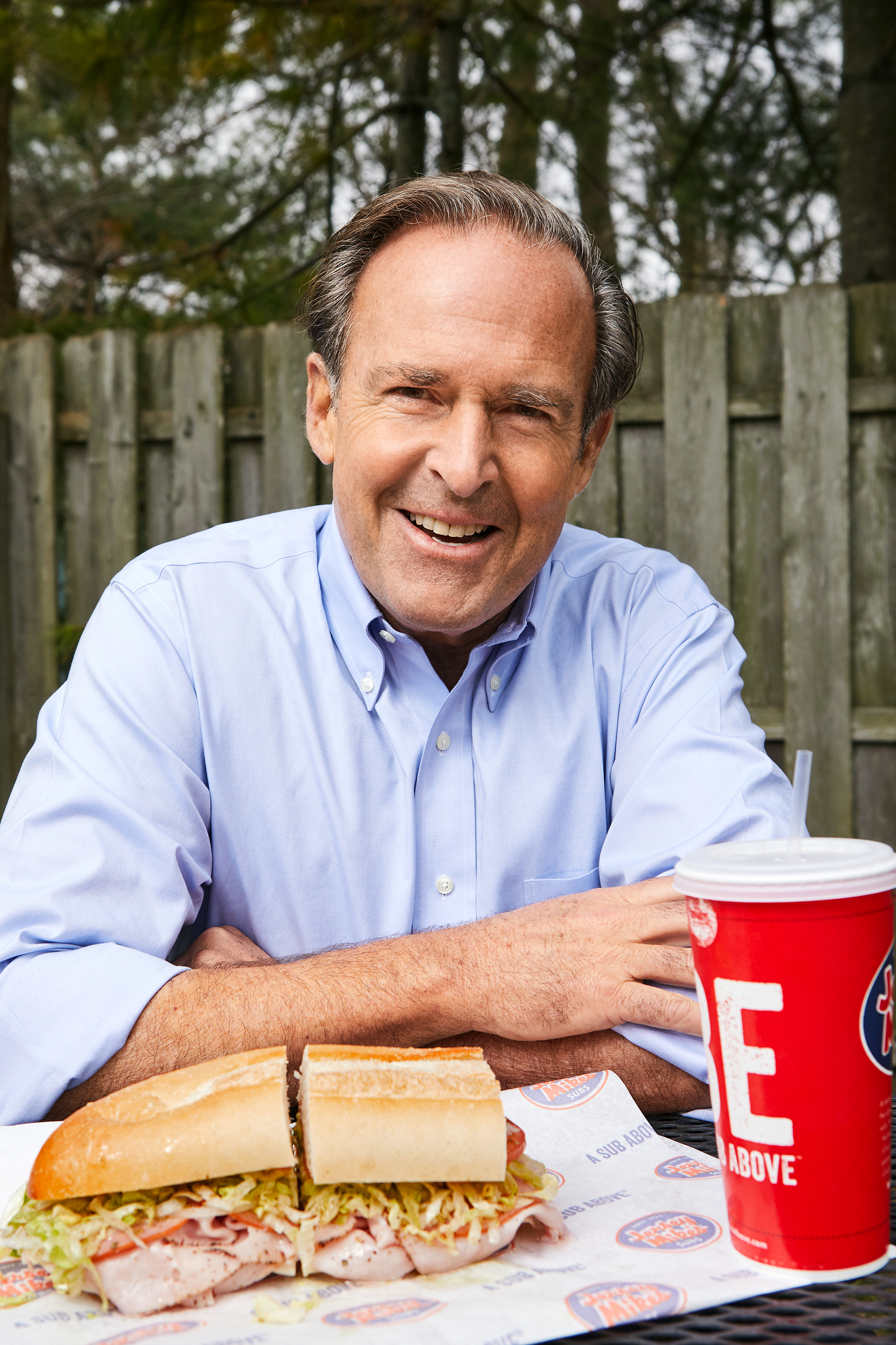 How I got started: Jersey Mike's founder Peter Cancro   Fortune