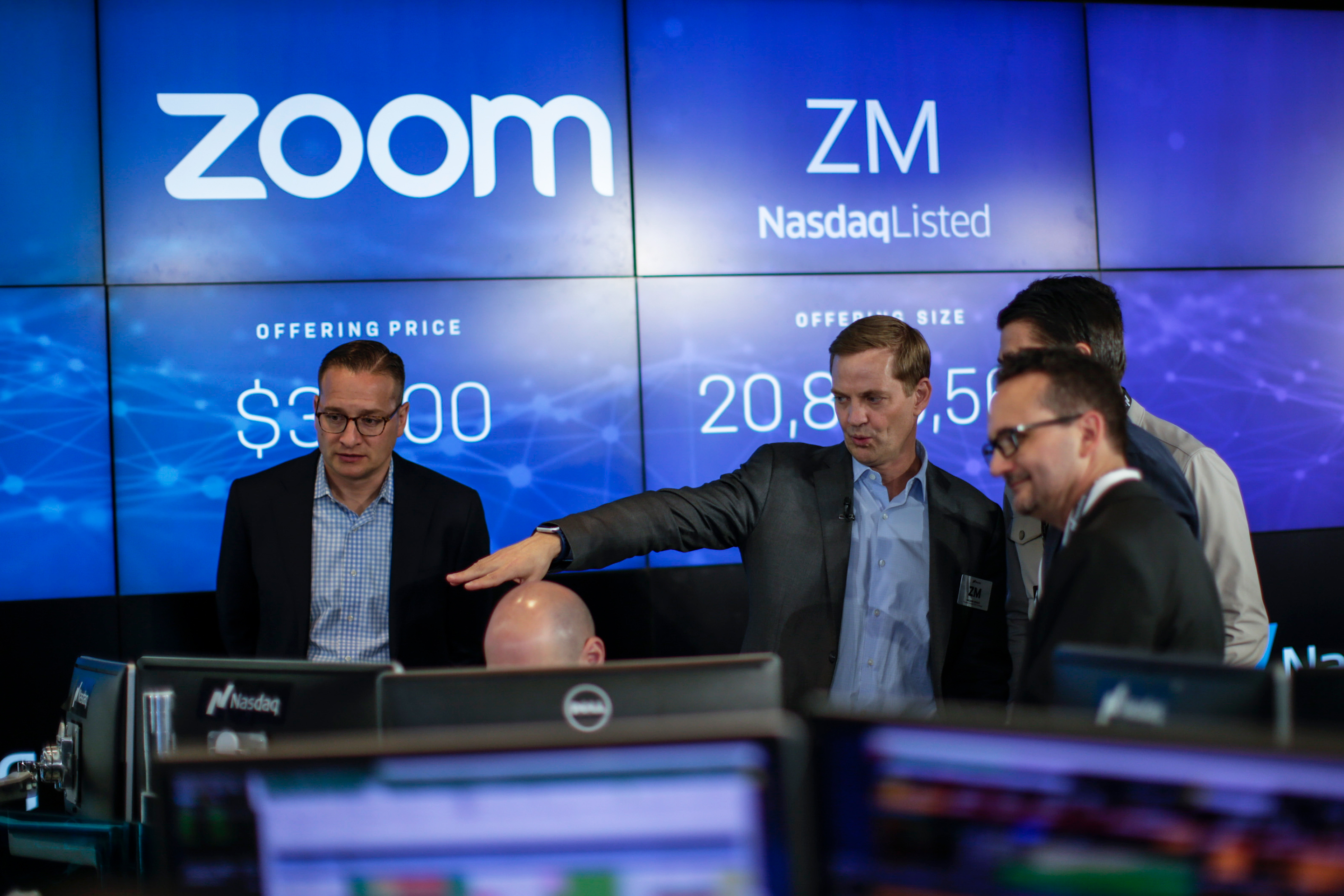 Zoom Stock Halted After Investors Confuse It With Zoom Video Conferencing Stock Fortune