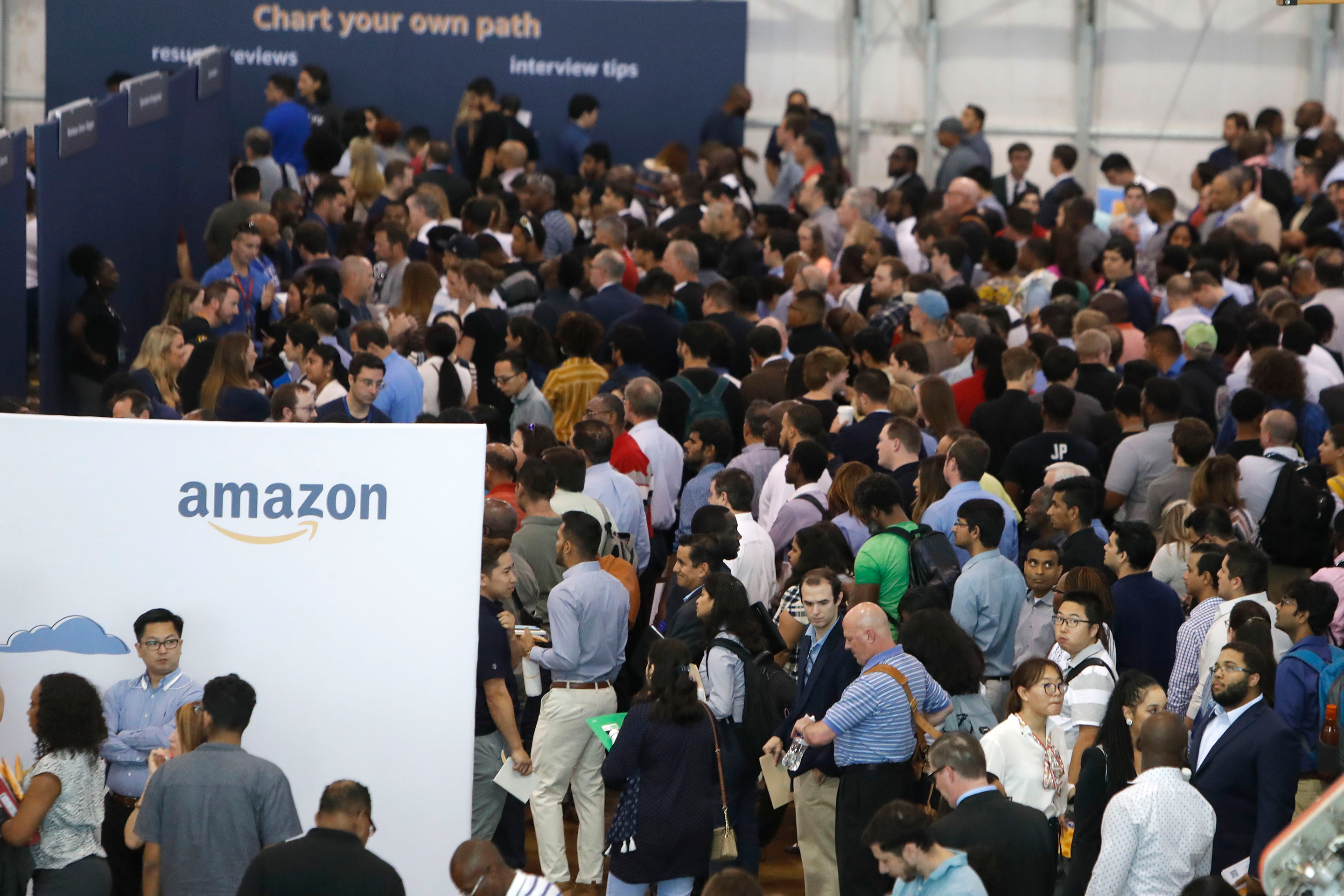 Audio: Why Amazon warehouse jobs are ...scpr.org