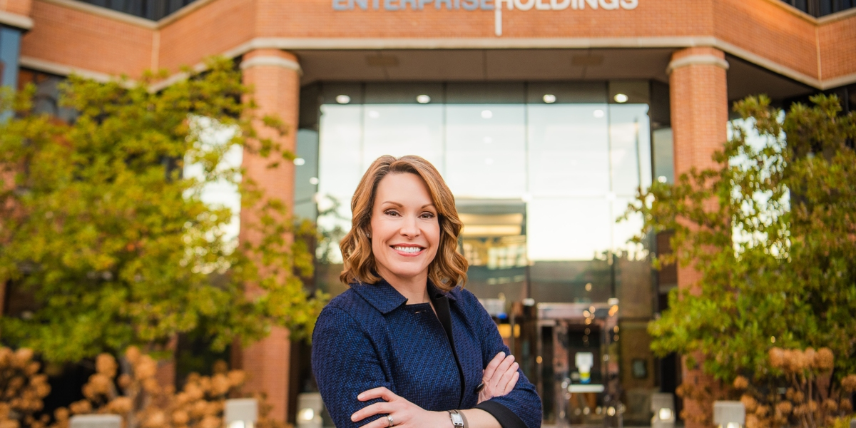 Chrissy Taylor on keeping Enterprise's rental fleet moving—and her family's business afloat
