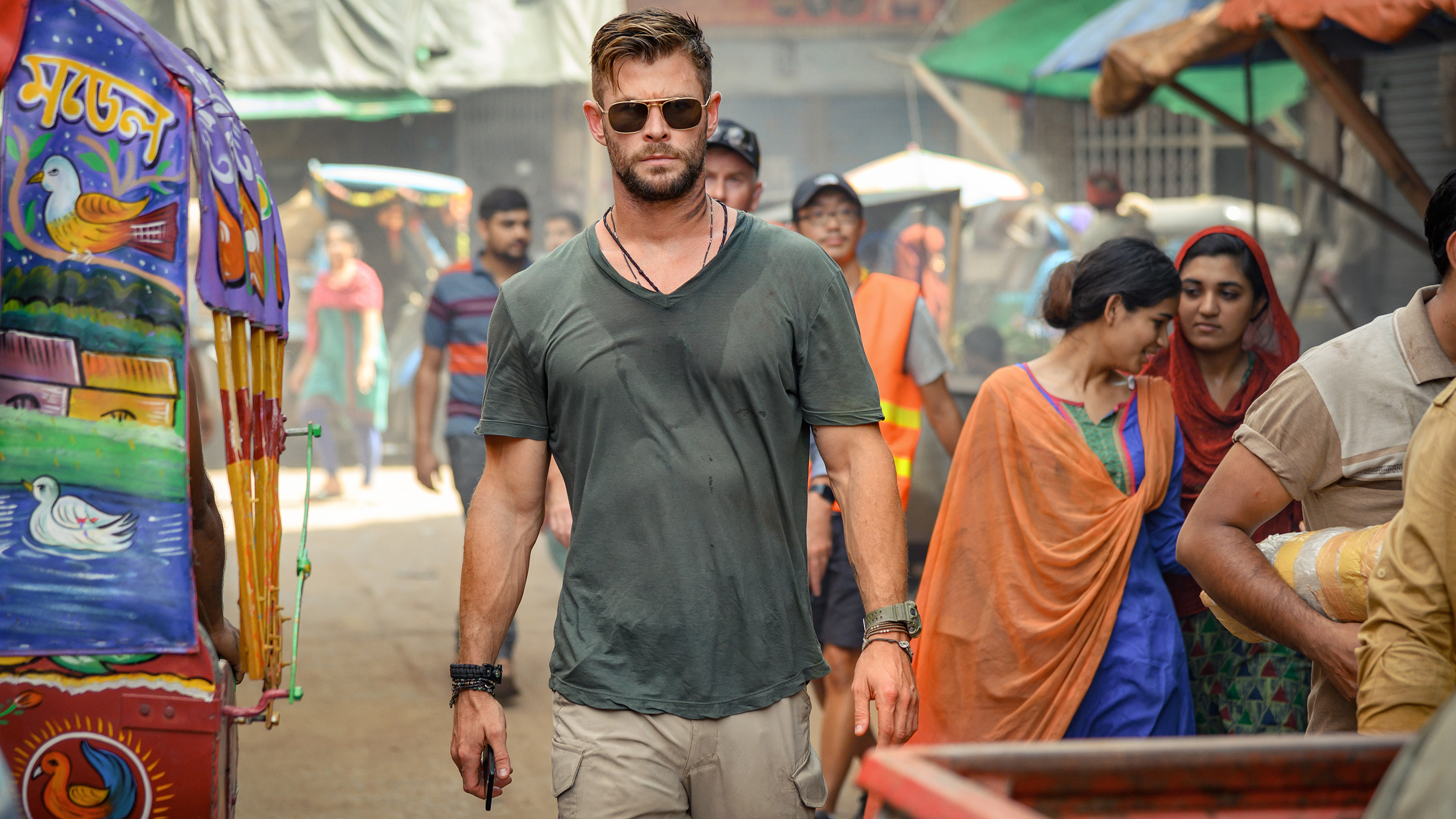 Chris Hemsworth Calls Extraction The Most Exhausting Shoot Of His Career Fortune