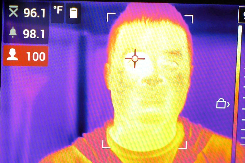 Fighting coronavirus: Can thermal-imaging cameras help beat COVID ...
