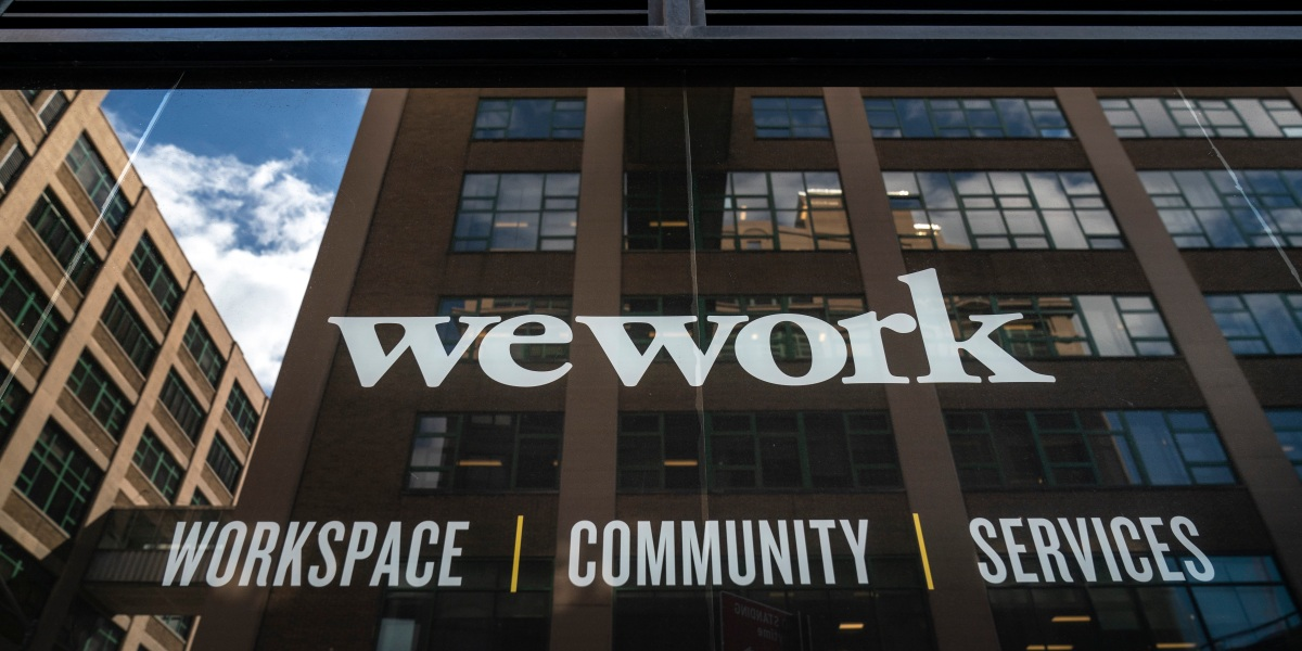 The latest in the WeWork saga involves a SPAC