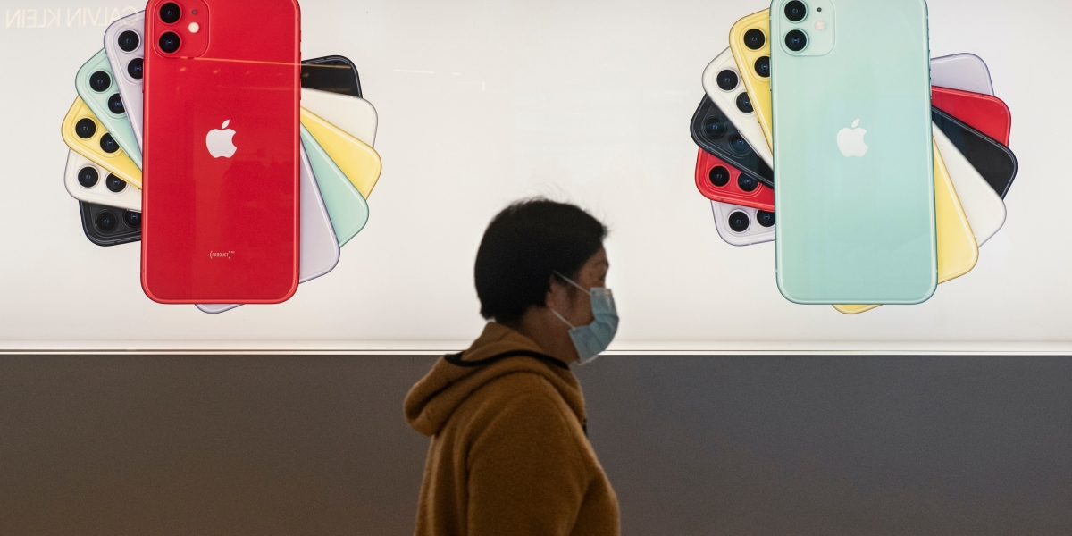 GettyImages 1200789214 - Questions mount over Apple's next iPhone models, DarkSky acquisition, and 'anti-competitive behaviors'