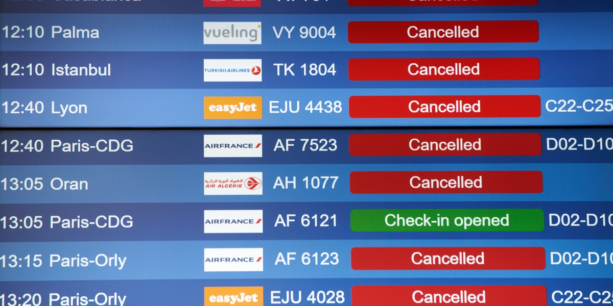 GettyImages 1208885938 - Don't expect an easy flight refund for your canceled trip during the coronavirus pandemic