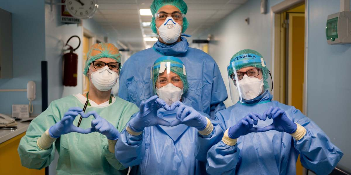 GettyImages 1215582778 - Teaching a machine to see: Italian doctors turn to Chinese A.I. to diagnose COVID-19