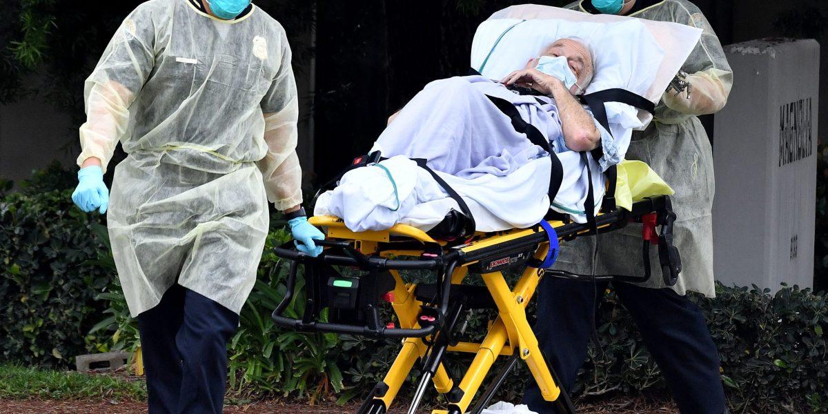 Nursing homes plead for more coronavirus testing as 'bodies keep piling up'