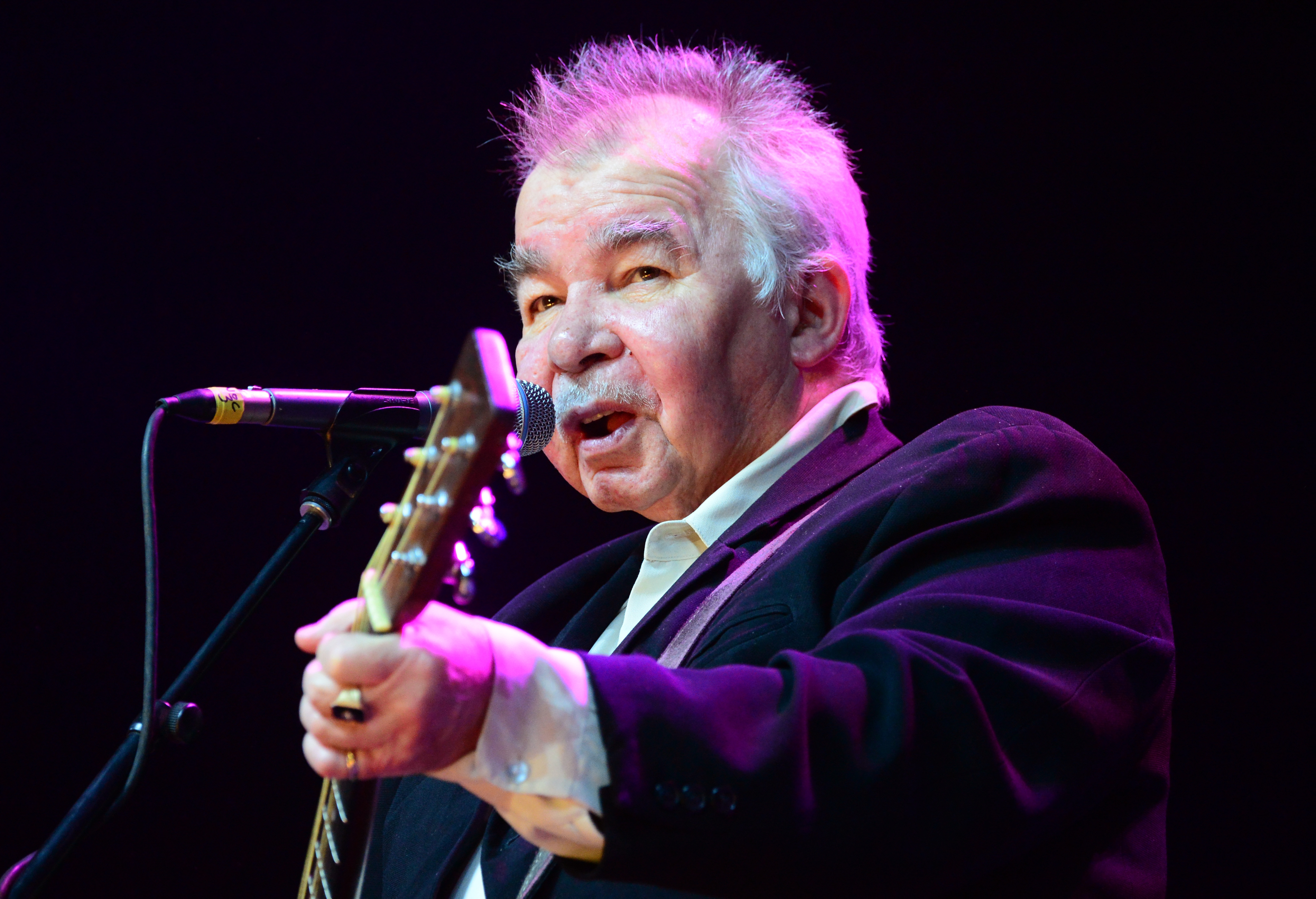Celebrated Singer Songwriter John Prine Has Died At 73 From Covid