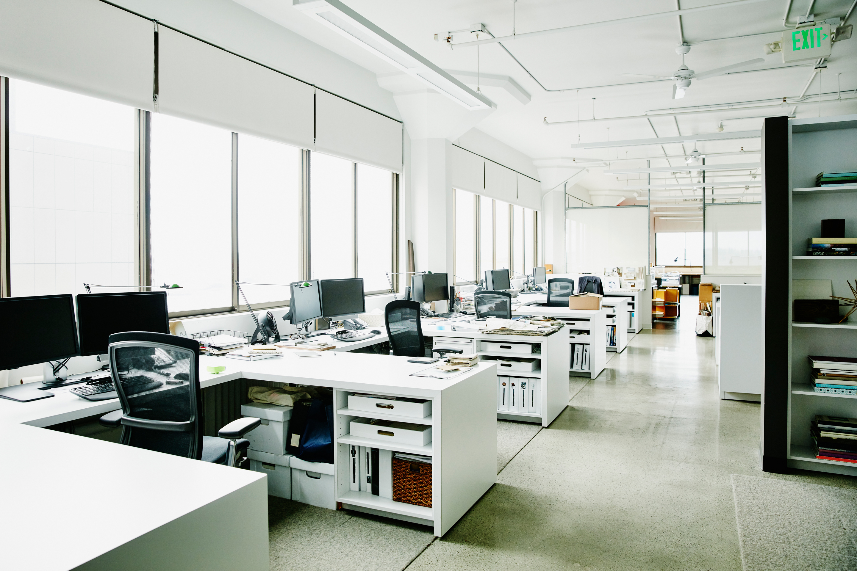 Coronavirus Work Covid 19 Could Change The Entire Notion Of Offices As Companies Eye Office Rental Savings Fortune
