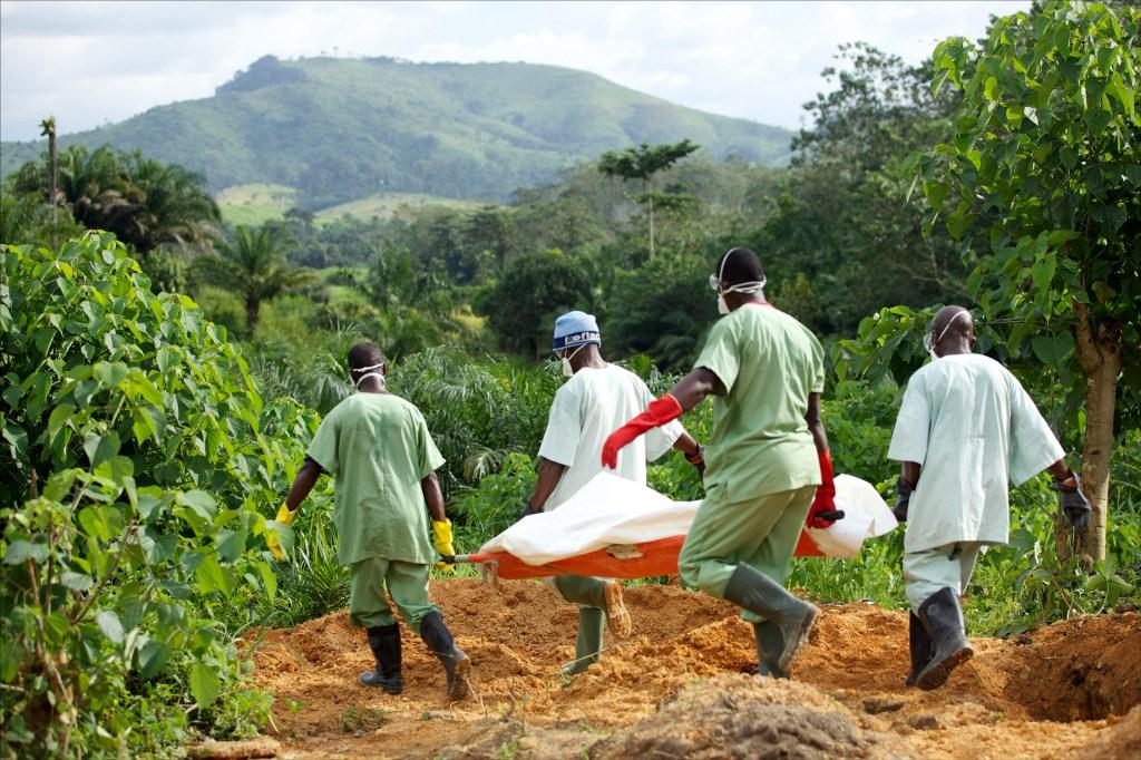 Pandemics in History-Ebola