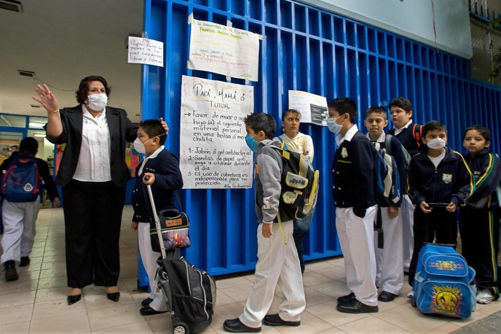 Pandemics in History-Swine Flu H1N1