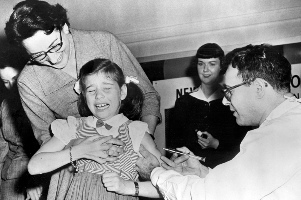 Pandemics in History-Polio