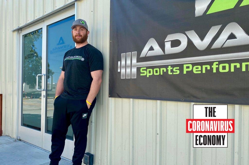 The Coronavirus Economy: Taking a private gym virtual via Zoom isn't that simple