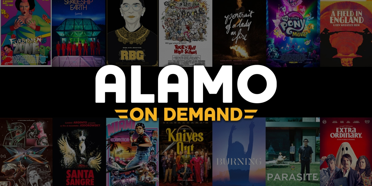 Alamo Drafthouse joins the video-on-demand market