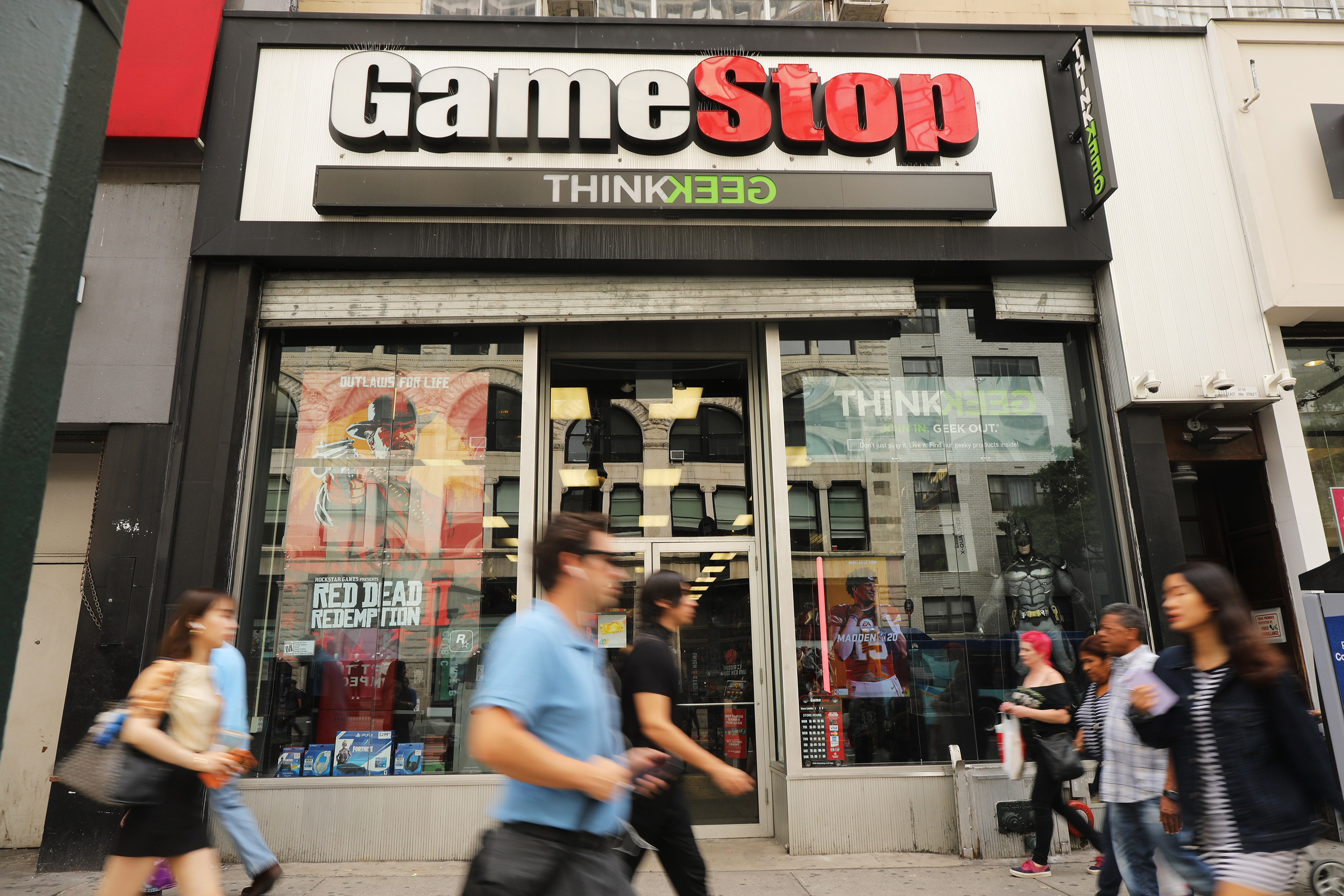GameStop (GME) Stock Witnessing Heavy Buying Interest: But Why?