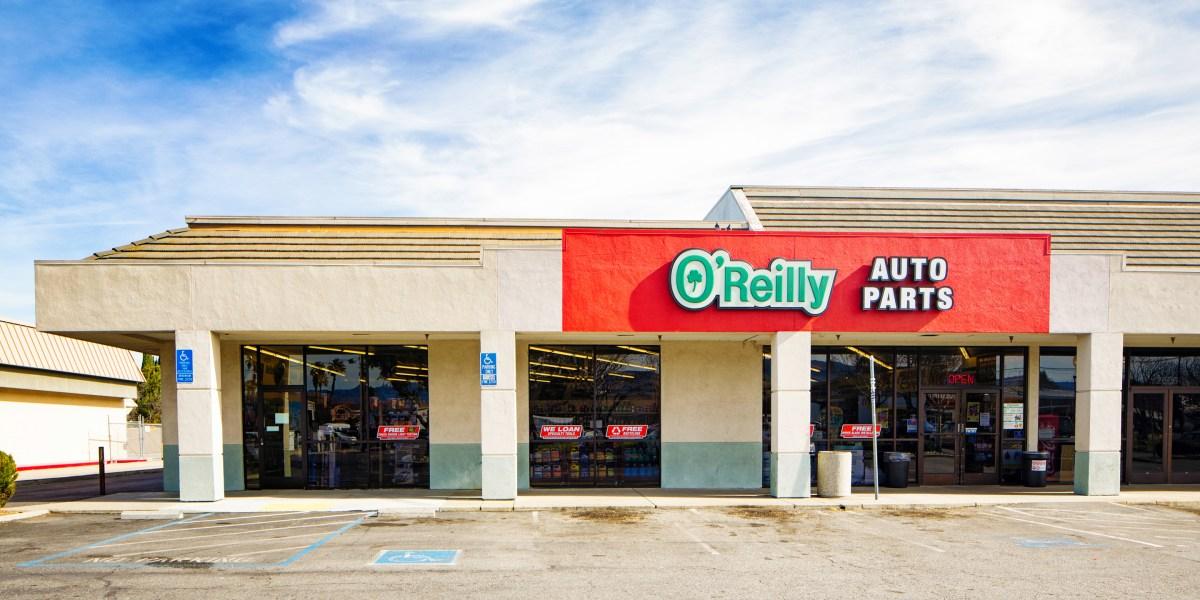OReilly Automotive