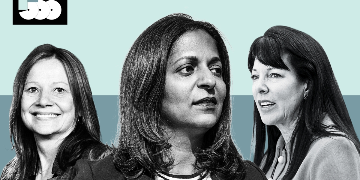The number of female CEOs in the Fortune 500 hits an all-time record