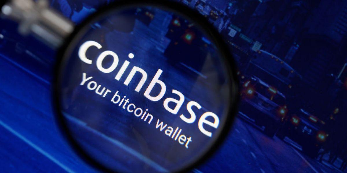 Coinbase's wild debut