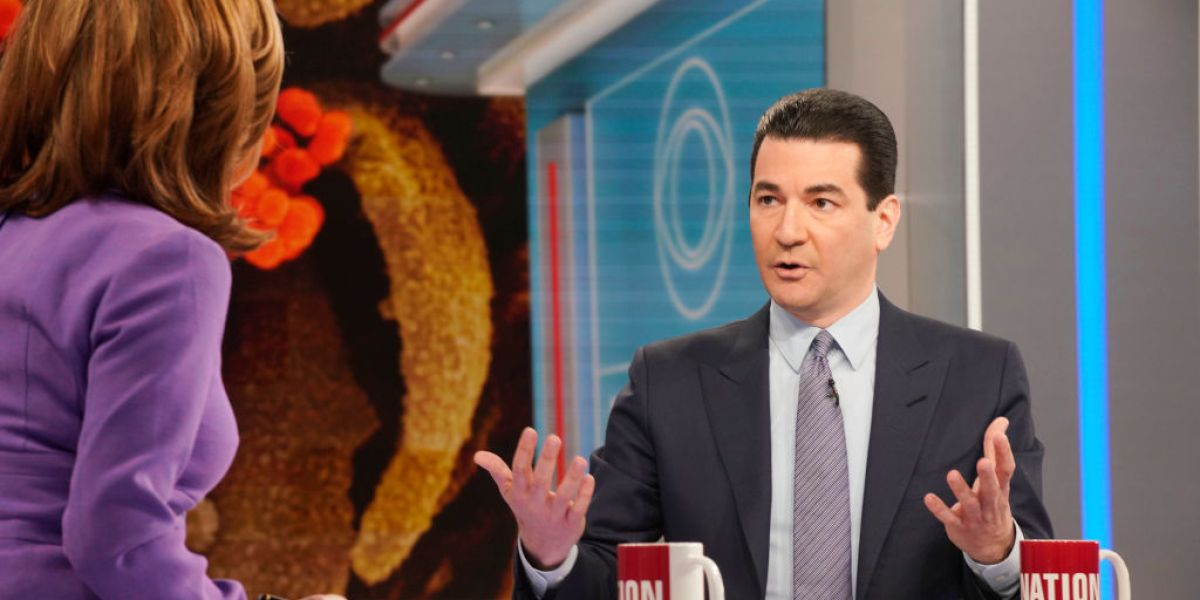 New FDA-approved antigen test for coronavirus is a 'game-changer,' ex-chief Scott Gottlieb says