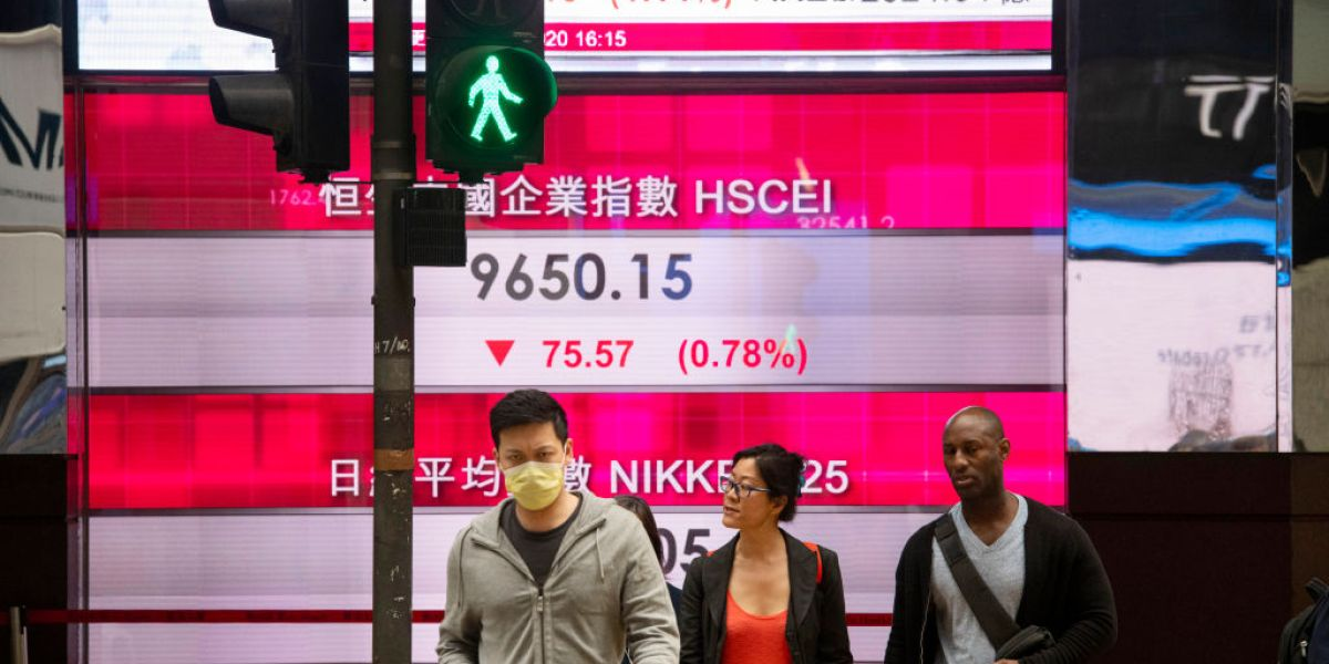 Hong Kong stocks today are trading like a frontier market