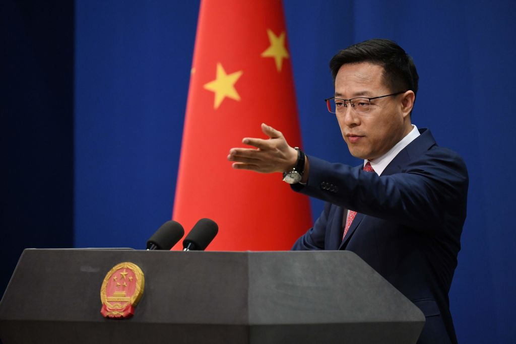 fortune.com - Derek Wallbank - Twitter applies another fact check-this time to China spokesman's tweets about virus origins