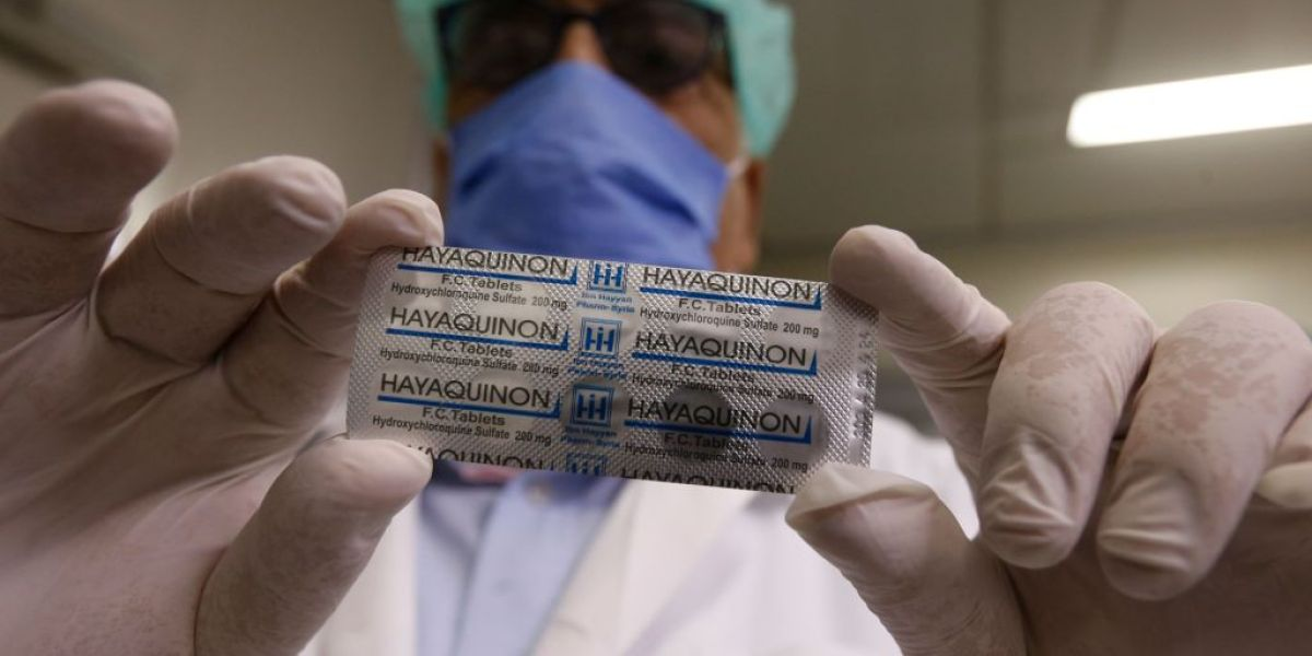 Malaria drug Trump touted as 'game changer' for coronavirus treatment fails in new study