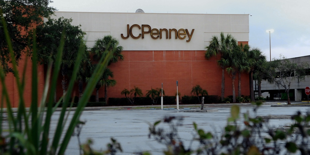 J.C. Penney is planning to close 242 stores