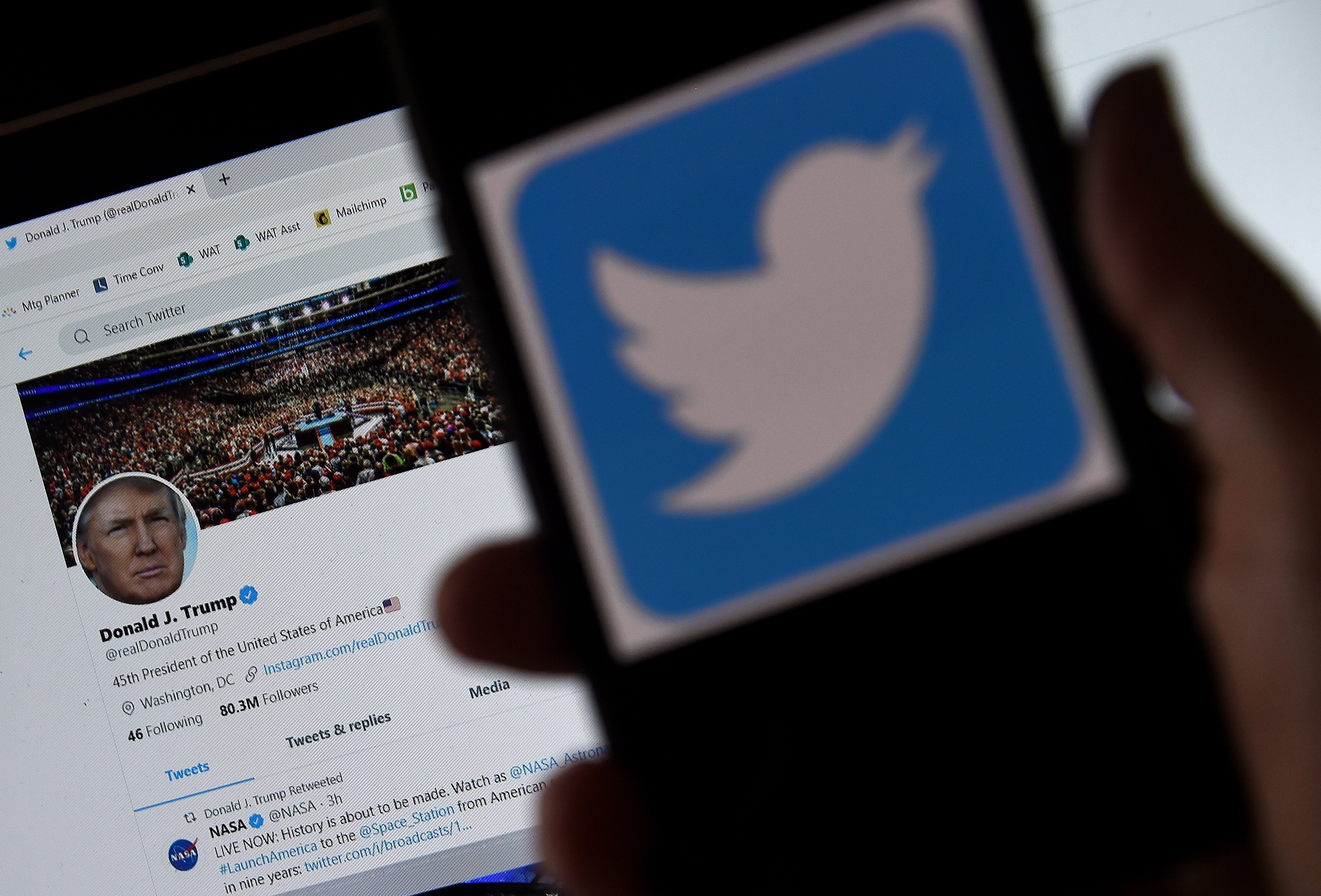 fortune.com - Danielle Abril - Trumpists declare war on Twitter