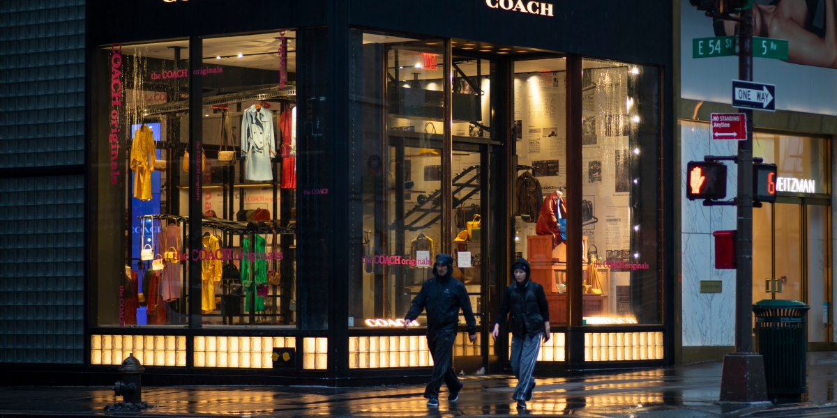 COVID-19 is forcing Coach and Kate Spade to pick up the e-commerce pace