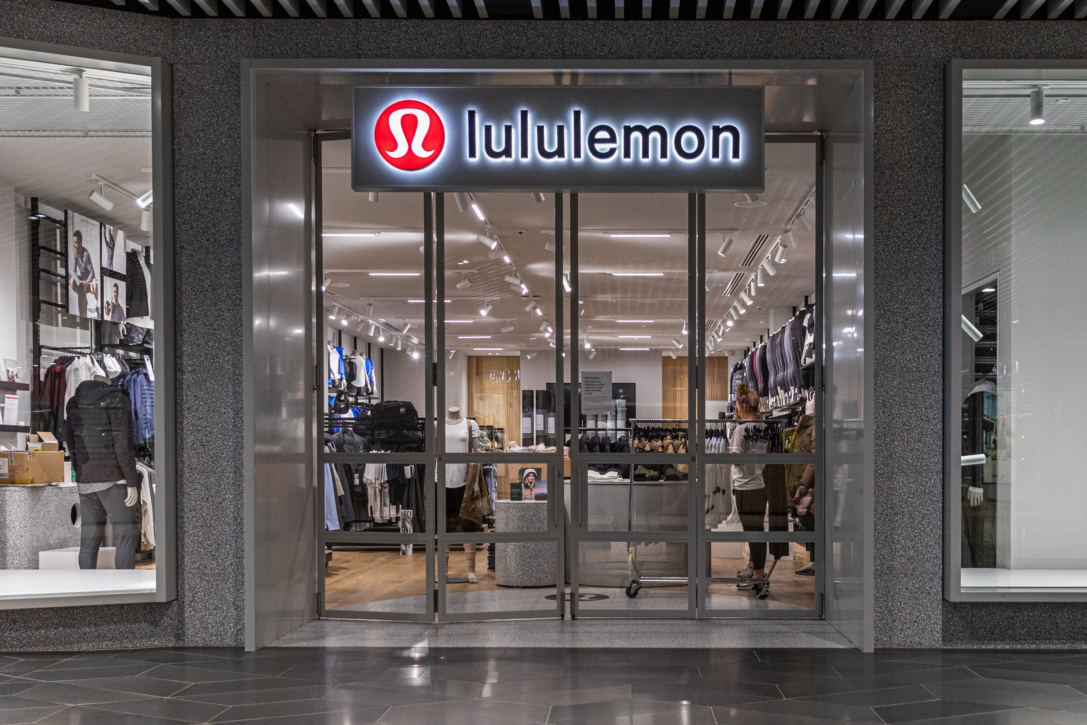 Lululemon Lulu Stock Hits All Time High After Work At Home Wear Sales Boost Fortune