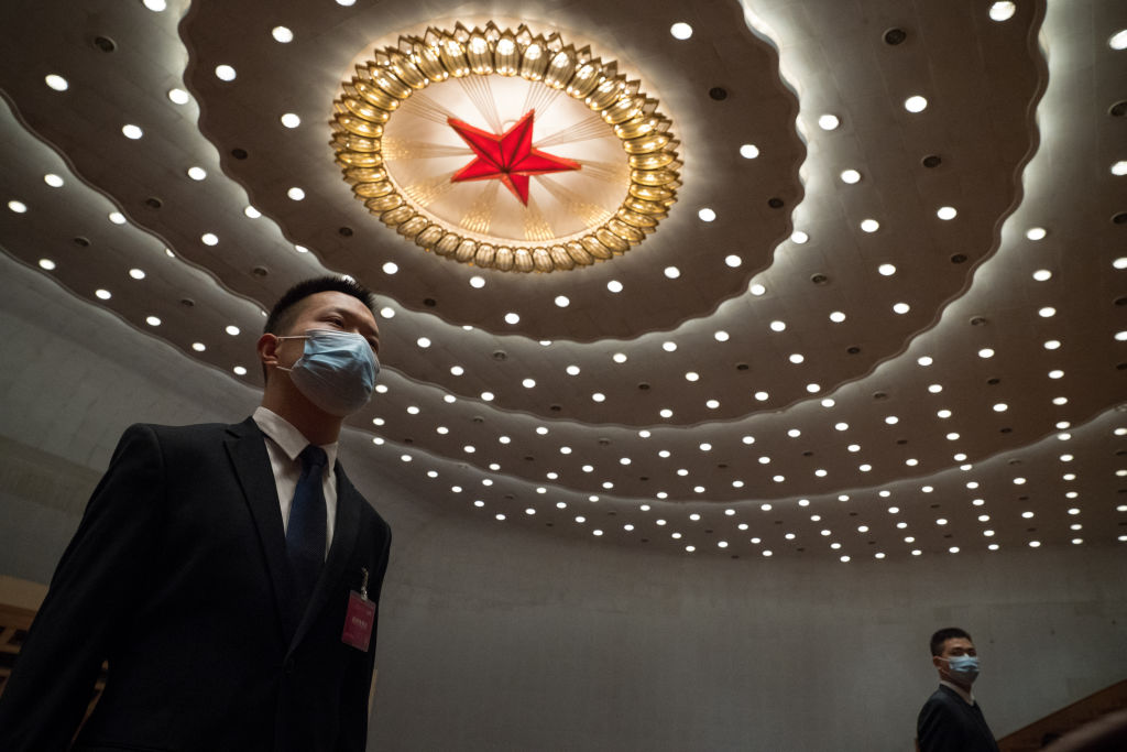 China Holds Annual Two Sessions Meetings Amidst Global Coronavirus Pandemic