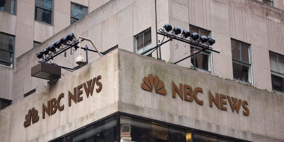Andy Lack is out as head of NBC News amid leadership shakeup
