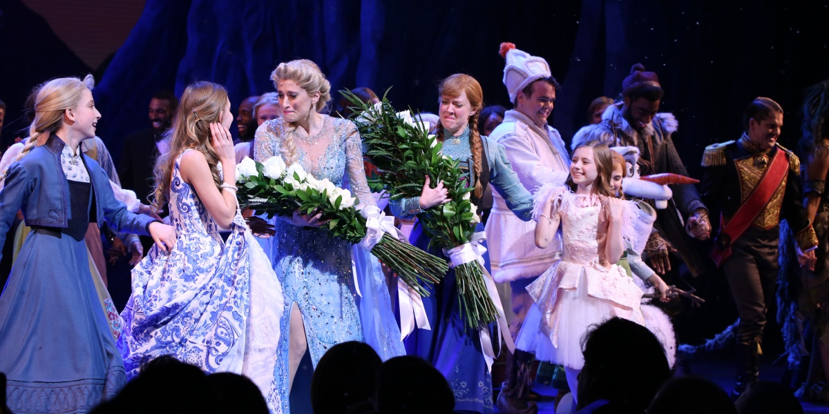 'Frozen' musical will not come back to Broadway when theaters reopen