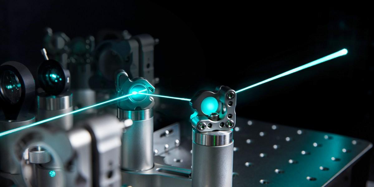 Honeywell lasers in on tech