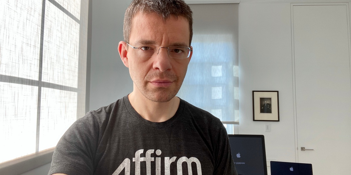 Affirm's Max Levchin, co-founder of PayPal, on the future of money after coronavirus