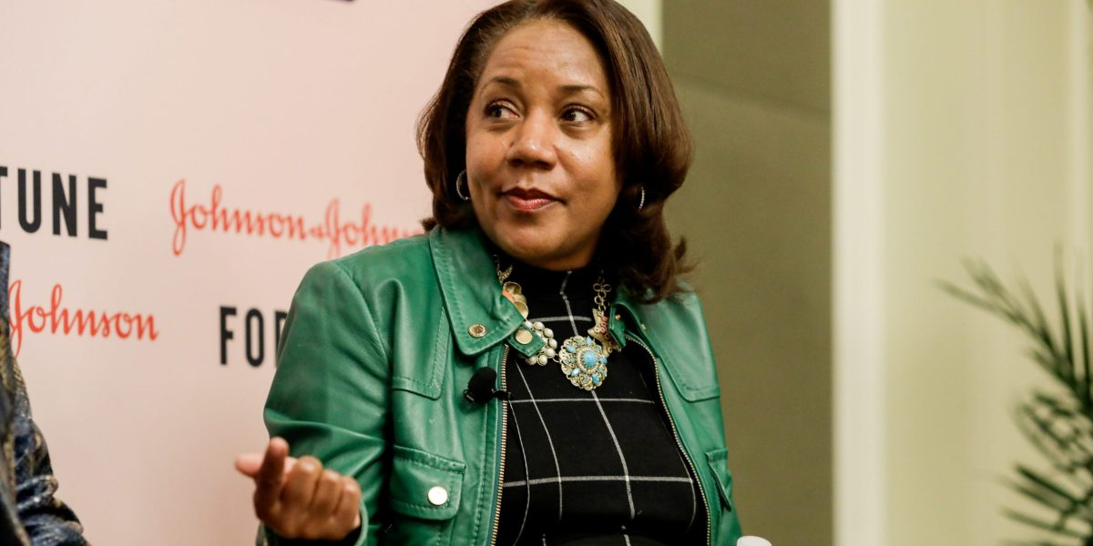 Intel's diversity chief exerts her inclusion muscle