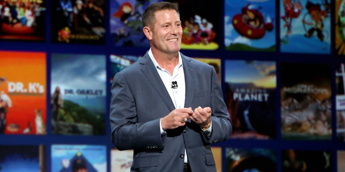 TikTok taps Disney streaming chief Kevin Mayer as CEO